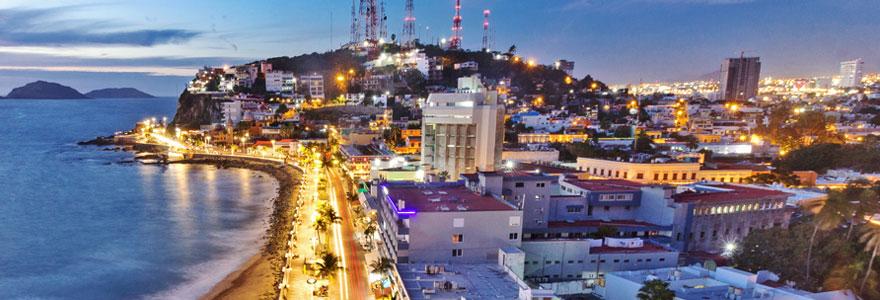 Mazatlan, au Mexique