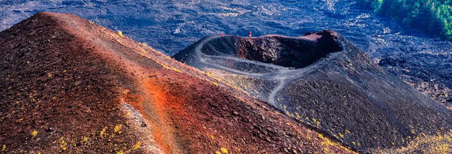 Tour du volcan Etna
