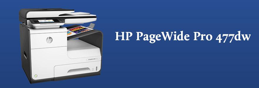 hp pagewide pro 477dw test